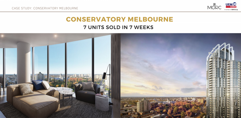 Case Study: 7 Apartment Units Sold in 7 Weeks